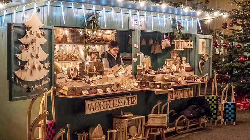 Schloss Hellbrunn Weihnachtsmarkt.Adventzauber In Schloss Hellbrunn