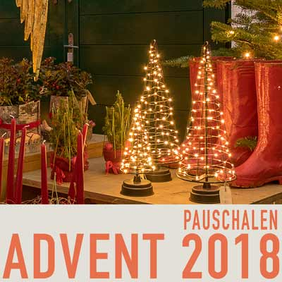 Adventspauschale 2018