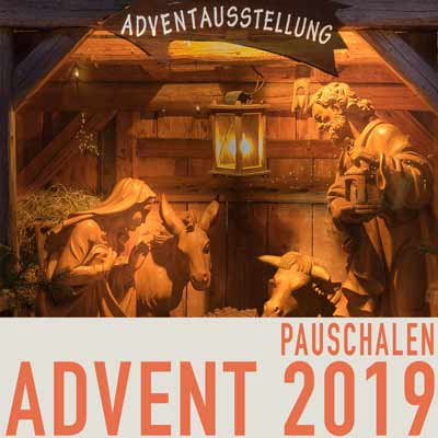 Adventtpauschale 2019